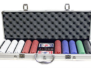 Casino Games: 500 Poker Chips