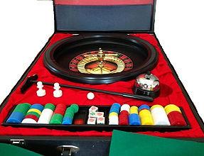 Casino Games: Roulette Wheel