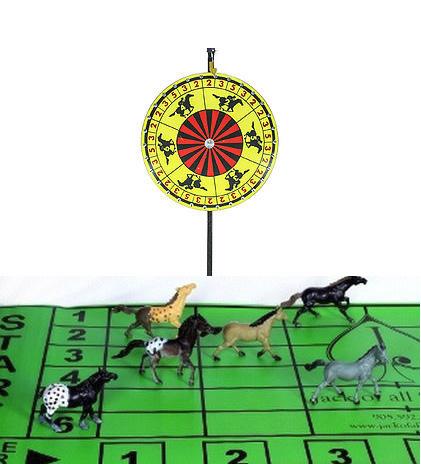 Casino Games: Horse Race Wheel
