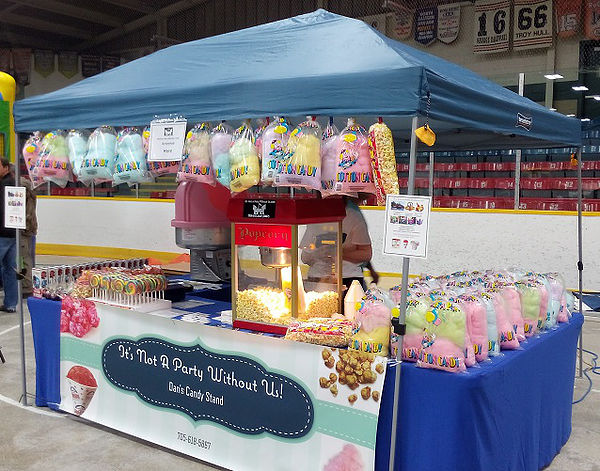Dan's Candy Stand