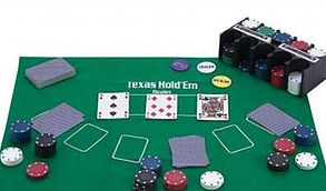 Casino Games: Black Jack Table