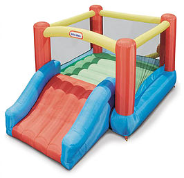 Toddler Inflatable Bounce Castles for Indoor or Outdoor