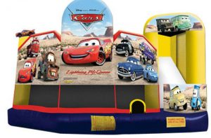 Disney Cars Combo 5 in One