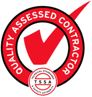 TSSA: Quality Assessed Contractor