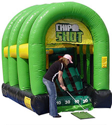 Chip Shot Inflatable Golf Game