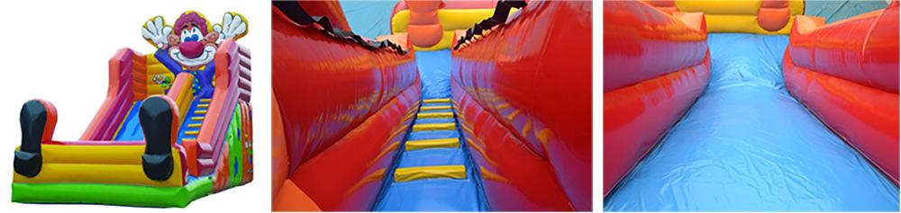 Clown Mega Slide