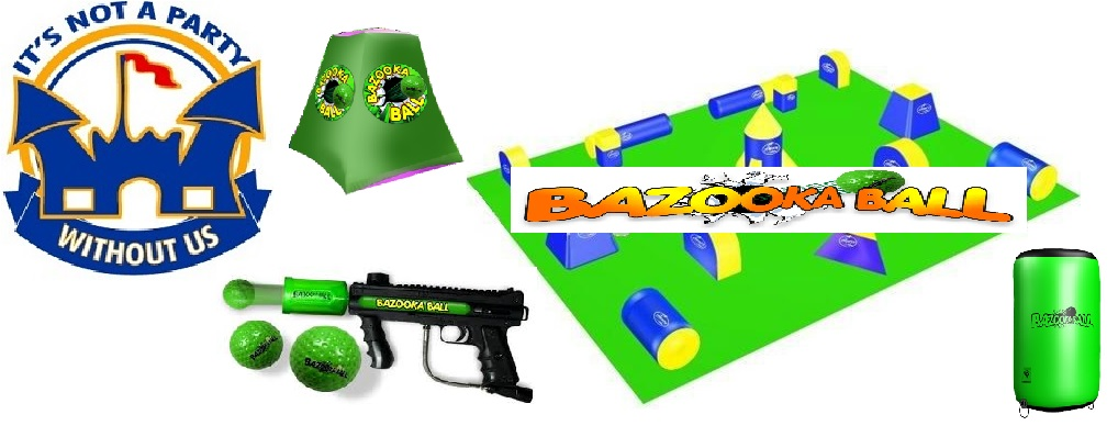 BAZOOKA BALL FIELD PROMO